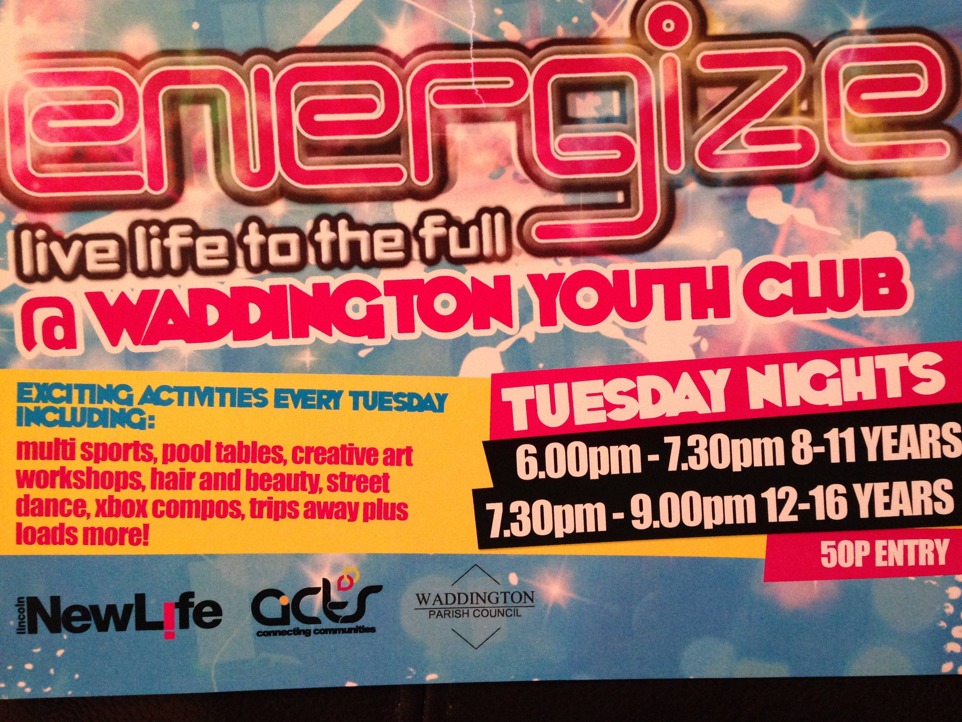Waddington Youth Club