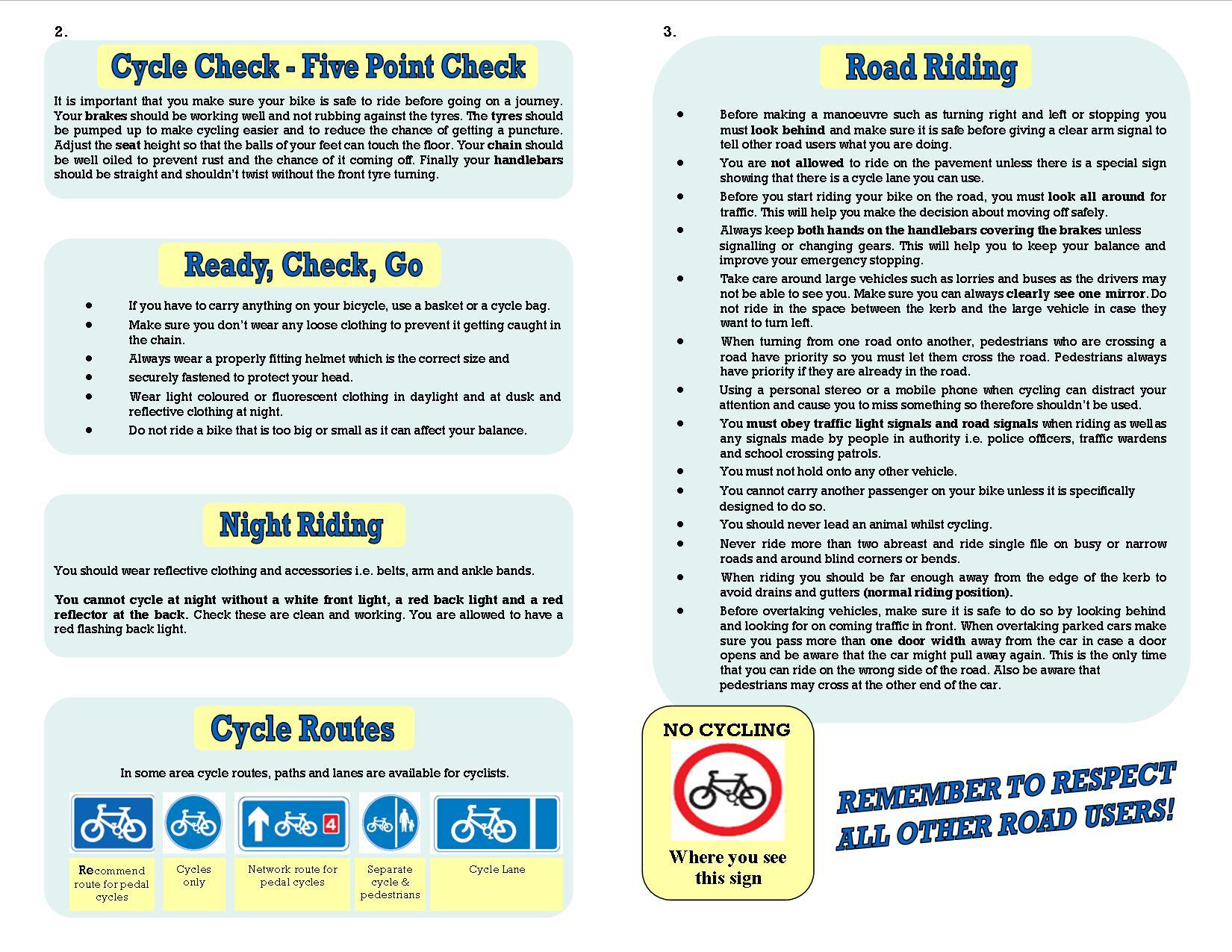 SSP Highway Code Booklet 2