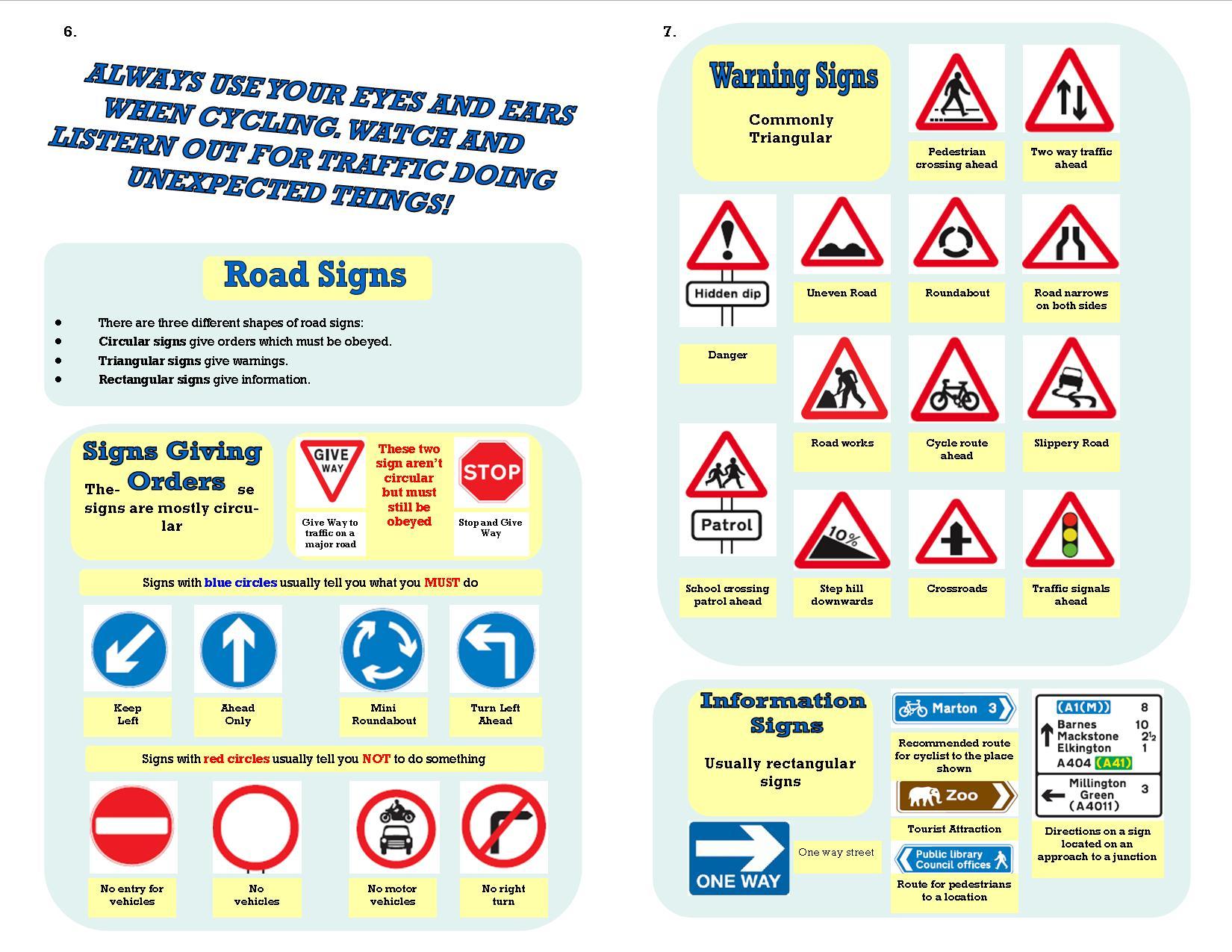 SSP Highway Code Booklet 4