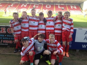 Y45 football lincoln city